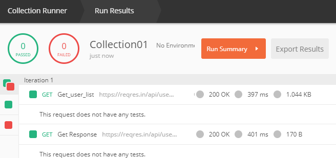 postman-collection-run-output