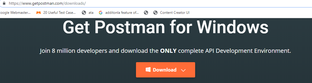 postman-download-page