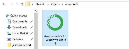 install selenium python windows anaconda