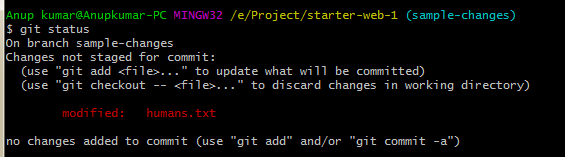 AM-git-status-humans