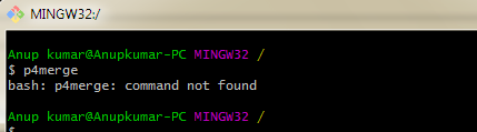 VM-command-not-found