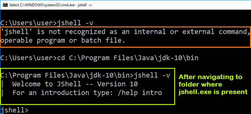 jshell-open-from-installed-folder