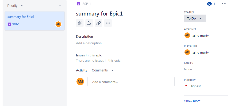 Epic1-issue
