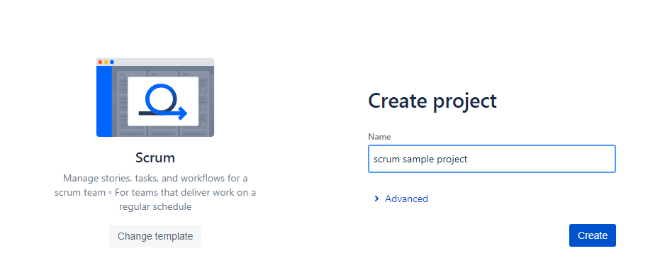 Scrum-sample-project