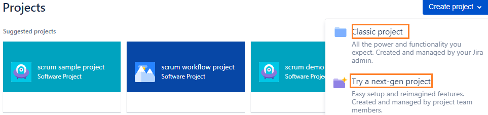 two-types-of-projects