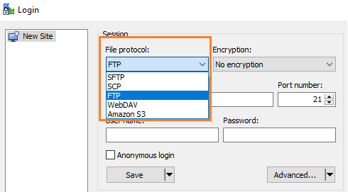 select-ftp-from-file-protocol-jmeter