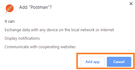 postman-add-chrome-extension
