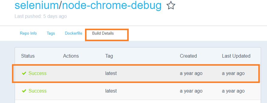 Docker Chrome Vnc
