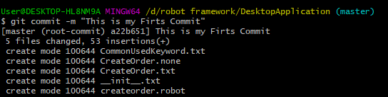 commit-message