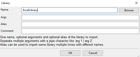 importing-excel-library