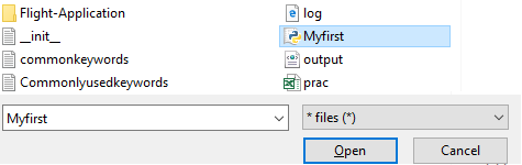 importing-myfirt-library
