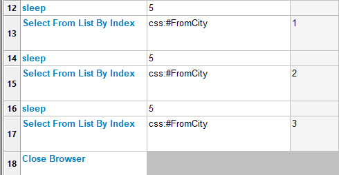 select-list-elements-by-index-value