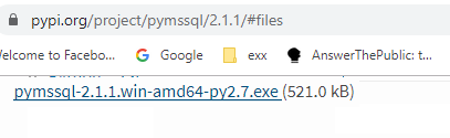 select-pymssql-file-from-website