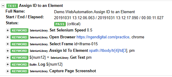 test-report-of-assign-id-to-an-element