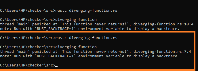 diverging-function-example