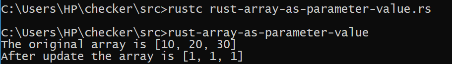 rust-array-parameters-value