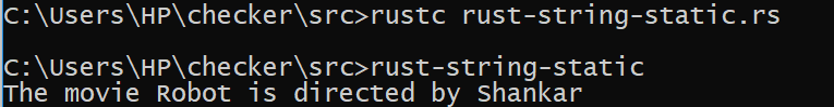 rust-string-static