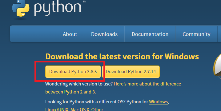 Selenium Webdriver Python