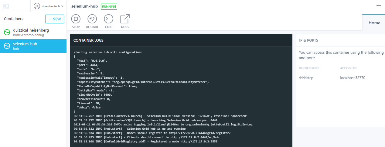 How To Press Keyboard Keys In Selenium Ruby