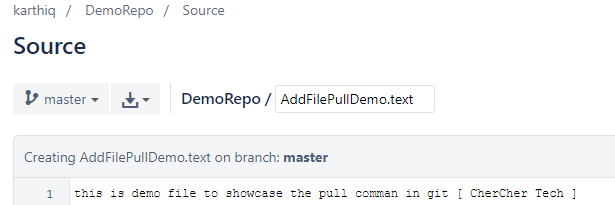demo-pull-file-bitbucket