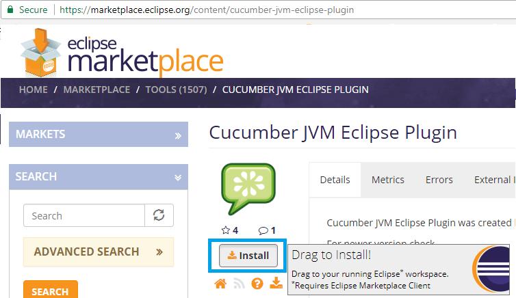 Cucumber with Selenium | BDD