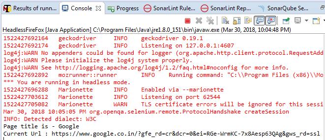 Headless Browsers in Selenium | Chrome | Firefox | HTMLUnitDriver