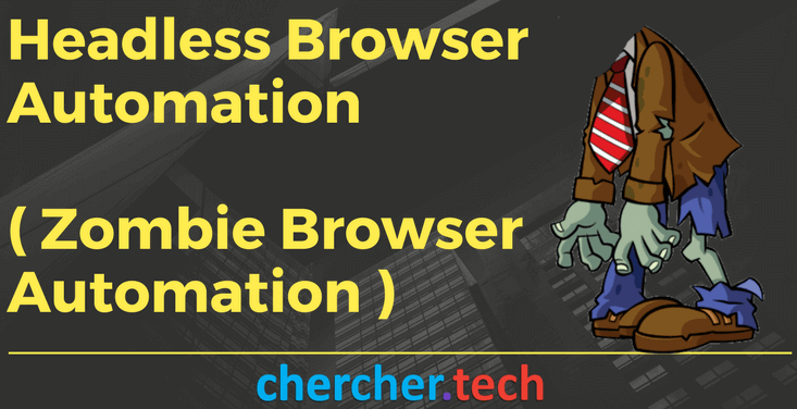 Headless Browsers in Selenium | Chrome | Firefox
