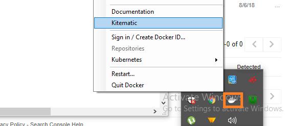Selenium Docker