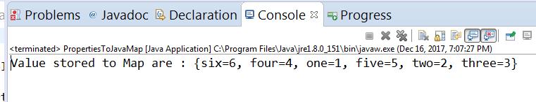 Properties file with Java in Selenium | prop getProperty()