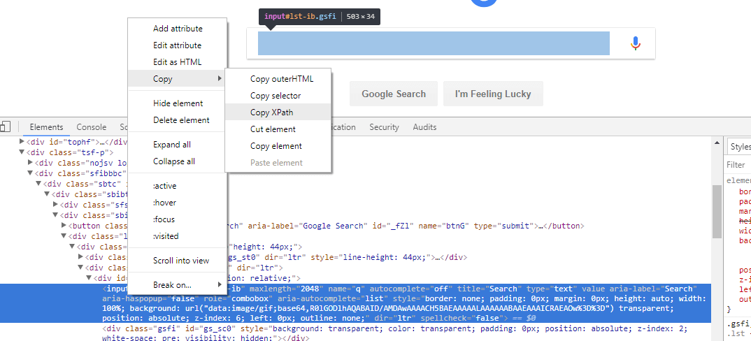 right-click-on-source-code-for-xpath-chrome