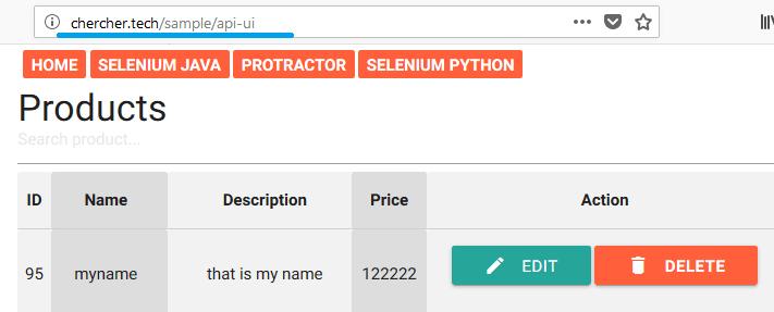 API in Selenium   Rest API