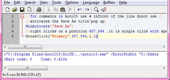 AutoIT in Selenium | Keyboard & Mouse