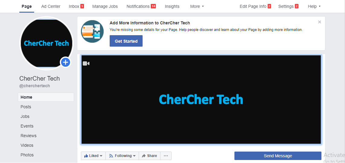 facebook-page-seo-audit