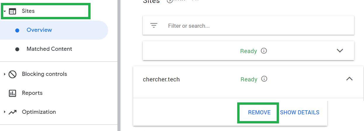 remove-website-adsense-adlimit