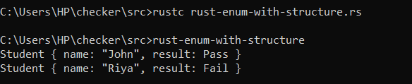 rust-enum-with-structure