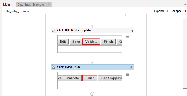 add-click-button-for-validate-and-finish-rpa-uipath
