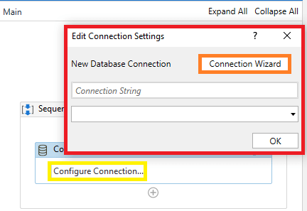 connection-wizardrpa-uipath